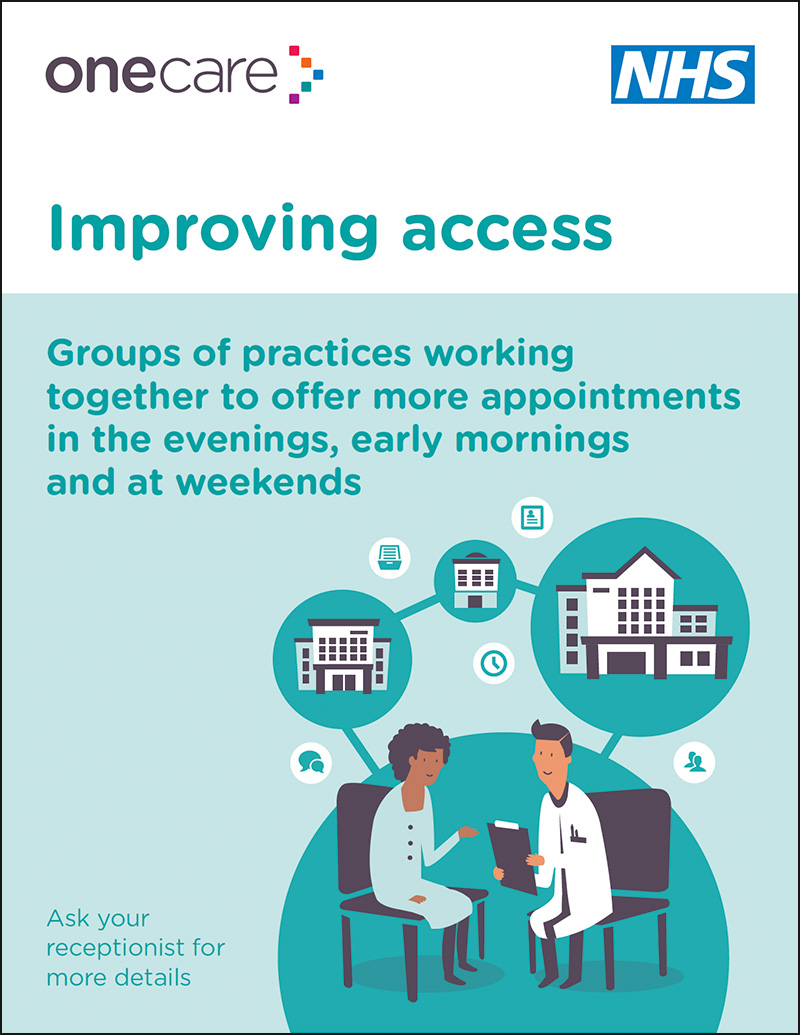 Improving access to general practice